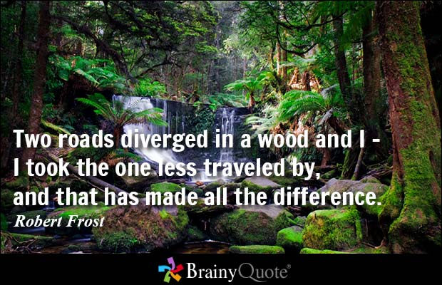 credit: http://www.brainyquote.com/quotes/quotes/r/robertfros101324.html