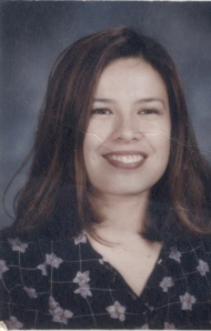 Ms. Cárdenas in 1998 :)